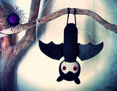 Fuente: http://gedane.over-blog.com/article-chauve-souris-au-crochet-111947921.html