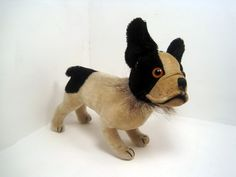 Vintage Steiff Bully Bulldog