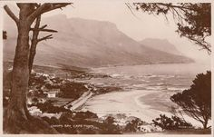 Old image of Camps Bay... No date