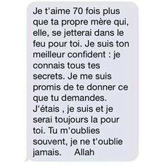 . Hadith, Alhamdulillah, Quote Citation, Islam Religion, Coran, Keep In Mind, Islamic Quotes, Ramadan, Allah
