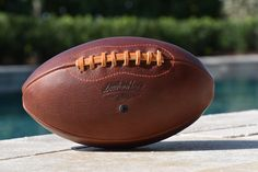 Football Hand Made By Leather Head Sports