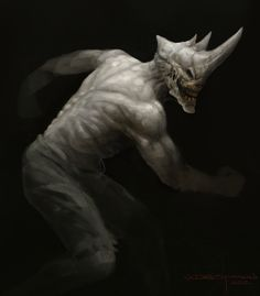 Demon by NickDeSpain