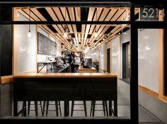 Au Pain Doré / Montréal / Commerce Design Montreal / Photo: Adrien Williams