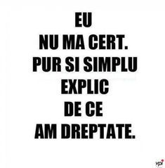 Cand ma cert cu cineva - Viral Pe Internet Funny Quotes, Funny Memes, Love Me Quotes, Romantic Quotes, True Words, Pretty Little Liars, Good To Know, The Funny, Favorite Quotes