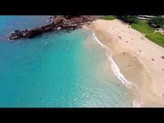 Ka'anapali Beach, Maui, Hawaii - YouTube #kaanapalibeach #maui #マウイ