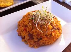 Puerto Rico, Cilantro Lime Rice, Puerto Rican Recipes, Tasty, Yummy Food, Spanish Food, Rice Dishes, Risotto, Gastronomia