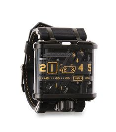 Horology Home Inspiration inspire home automation room thermostat Amazing Watches, Beautiful Watches, Cool Watches, Patek Philippe, Devon Watch, Steampunk, Hand Watch, Mens Gear, Mens Watches Leather