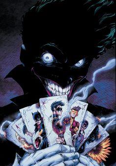 Teen Titans #15 by BRETT BOOTH