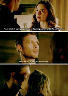 The Originals - Klaus From Vampire Diaries, Vampire Diaries Spin Off, Vampire Diaries Memes, Vampire Diaries The Originals, Klaus And Hope, The Orignals, Klaus The Originals, The Mikaelsons, Vampier Diaries