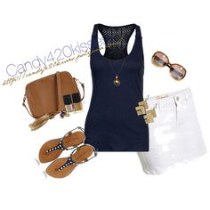 Untitled #877, created by candy420kisses on Polyvore