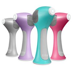 Introducing the Tria Hair Removal Laser 4X in four limited edition colors for summer!