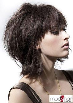 Shaggy Hairstyles Gypsy Shag Haircuts With Bangs For