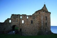 St. Andrews Castle, Scotland