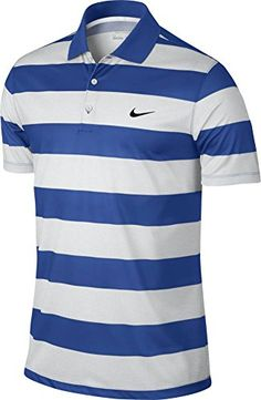 Nike Golf Victory Bold Stripe Polo (Game Royal/Black) XL - http://golf.shopping-craze.com/index.php/2016/06/02/nike-golf-victory-bold-stripe-polo-game-royalblack-xl/