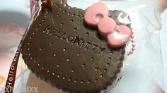 $8.00   Hello Kitty BISCUIT SQUISHY CHOCOLATE mascot GENUINE Nic NEW from JAPAN