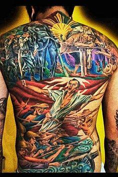 Philippine History in a NUTSHELL. Jamir Garcia of Slapshock tattooed by brother #ChrisGarcia
