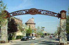 Historic Temecula, California