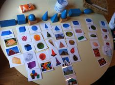 The Hundred Languages of Children: Unispiring geometric solids? Not anymore!!