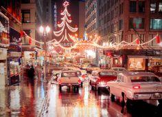Downtown Kansas City, 1963