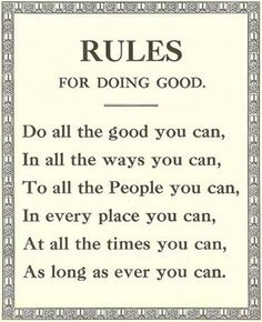 Make money how to...Do good things always! For yourself and others:)