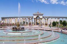 Almaty, President park