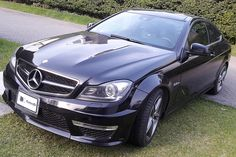 AMG C63-Lateral
