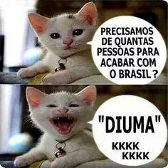 Que vergonha!  Brasileiro não tem geito não. Gosta de sofrer. Democracia é alternância de poder, gente. Violência, corrupcão e impunidade... e novamente a história se repetirá por mais 4 anos.