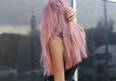pink hair !