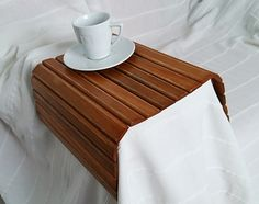 Flexible tray or sofa bed, Wooden tray, Wooden TV tray, Wooden coffee table…