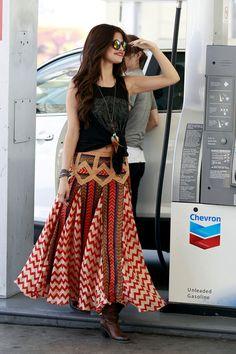 selena gomez wearing sunglasses | the Look: Selena Gomez's Los Angeles Free People Pladium Sunglasses ...