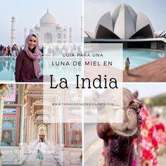 Así como se los prometí; ya pueden leer en nuestro blog el nuevo post 🕌 Luna de Miel en La India 🇮🇳 🔗 Link en Bio . . . #theweddingdesignercr #honeymoon #honeymoondestination