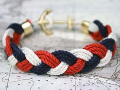 Turks Head Knot Collection from Kiel James Patrick