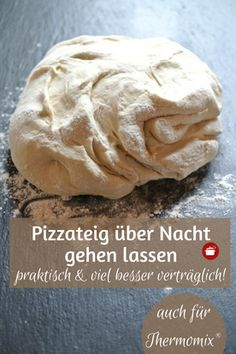 Thermomix Bread, Pizza Snacks, Mary Recipe, Pizza And More, Recipe Organization, Pampered Chef, Pizza Dough, Peanut Butter, Bakery