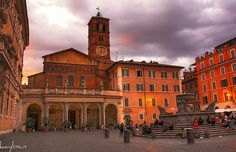 Basilica di Santa Maria, Rome