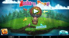 Este es el juego de Masha y el Oso para Tablets Android #masha #juegosparaniños #mashaandbear
