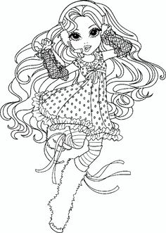 New Moxie Girlz Coloring Pages will be added frequently so
