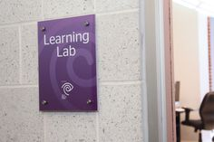 Time Warner Cable Learning Lab Signage