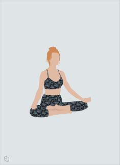 Flat Vector Woman Doing Yoga Illustration - architektur Yoga Illustration, People Illustration, Photoshop Elements, Photoshop Ideas, Photoshop Texture, Portfolio Design, People Png, Presentation Styles, Architecture People