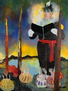 Lotte van Lieshout. Titel: Tulband