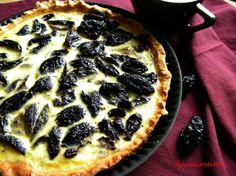 tarta cu prune uscate Cheesecake, Pie, Desserts, Blog, Recipes, Projects, Torte, Tailgate Desserts, Log Projects