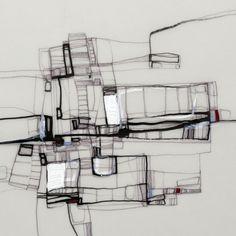 New urban landscape drawing mixed media Ideas Study Architecture, Architecture Drawings, Architecture Portfolio, Landscape Drawings, Cool Landscapes, Country Landscaping, Portfolio Layout, Art Background, Urban Landscape