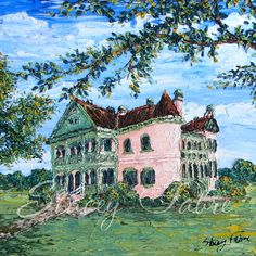 Southdown Plantation by Stacey Fabre