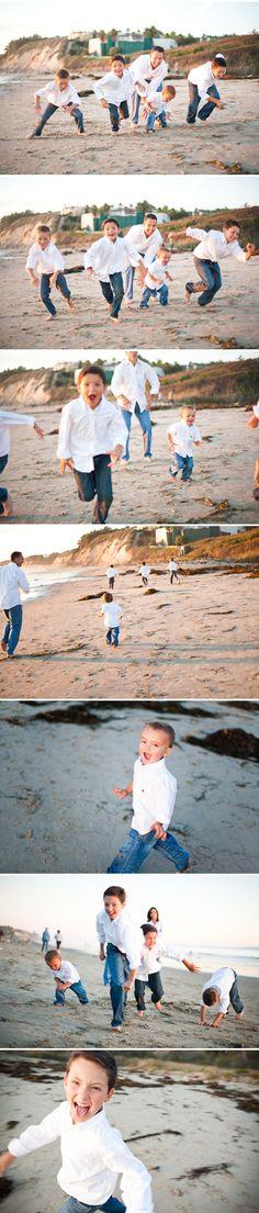 Santa Barbara Bacara Beach Family Photos     by michelle warren photography - http://www.mwfoto.com