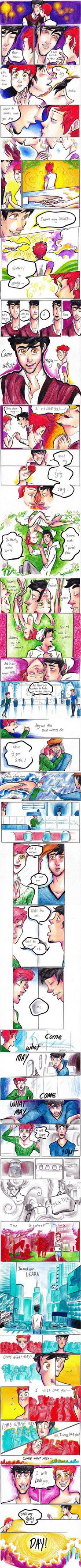 This musical comic: Come What May by pocket-picasso on deviantART.