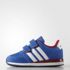 V Jog Shoes - Blue