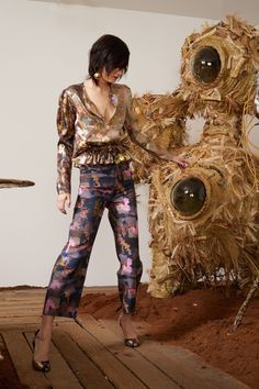 Cynthia Rowley Pre-Fall 2018 Fashion Show Collection