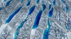 Greenland Ice Sheet  #Blue #Frozen #Greenland #Ice