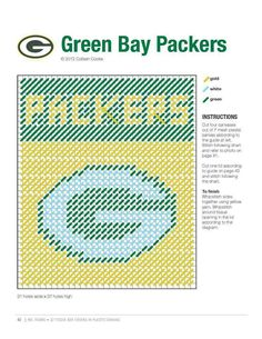 Discover thousands of images about Green Bay Packers tbc Plastic Canvas Coasters, Plastic Canvas Tissue Boxes, Plastic Canvas Crafts, Plastic Canvas Patterns, Plastic Craft, Sport Craft, Pixel Pattern, Plastic Canvas Christmas, Cut Canvas