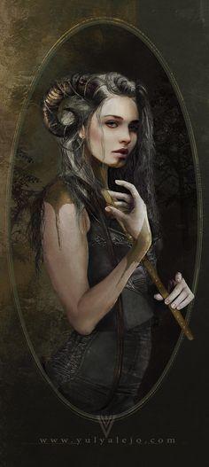 Faun, by Yuly Aalejo