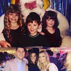 My three 1995 !! 2015 !! Where have 20 years gone #family#christmastime by reflexologist_s.h
